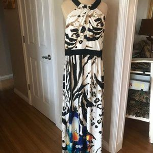 BISOU BISOU SIZE 14 MAXI DRESS NEW